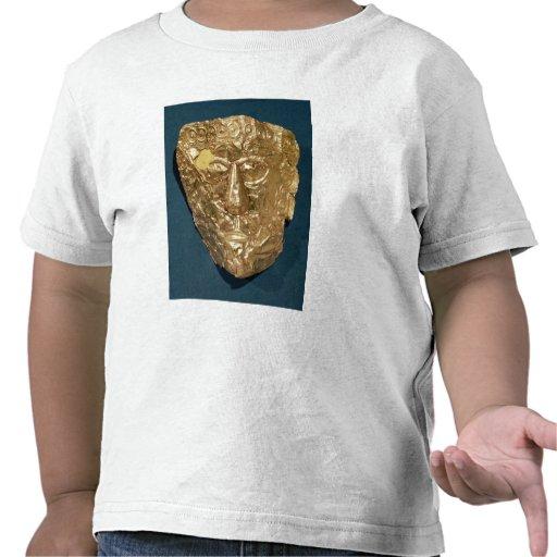Máscara funeraria camiseta