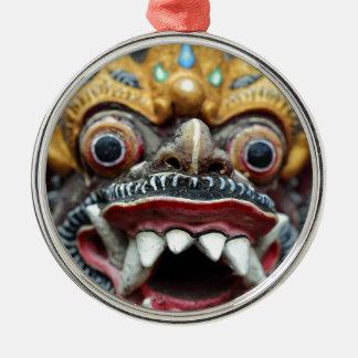 Máscara hindú de Bali Ornamento De Reyes Magos