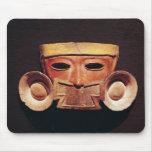 Máscara humana, de Teotihuacan Mouse Pad