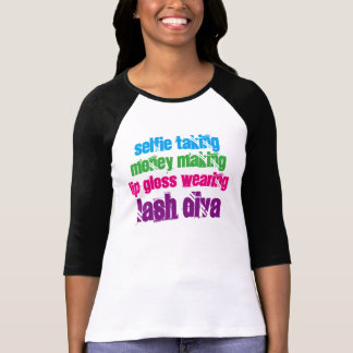 Mascara Lash Diva Tee Shirt
