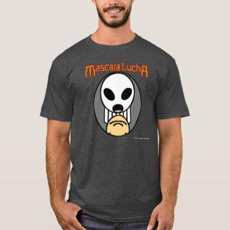 Mascara Lucha - Craneo Oscuro T-Shirt