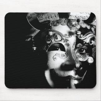 Máscara Mousepad del carnaval