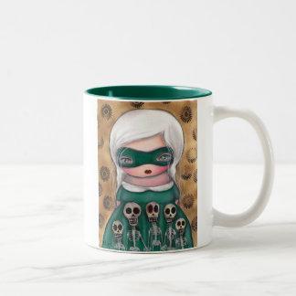 Mascara Mug