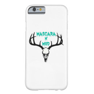Mascara N' Mud iPhone 6 Case