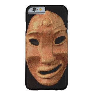 Máscara negroide de Cartago, 7mo-6to siglo A.C. Funda Para iPhone 6 Barely There