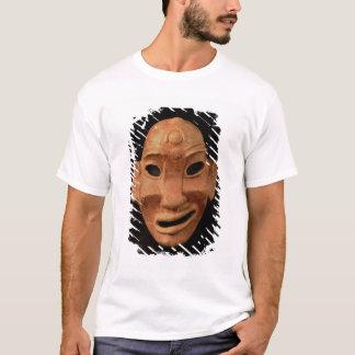 Máscara negroide de Cartago, 7mo-6to siglo A.C. Playera