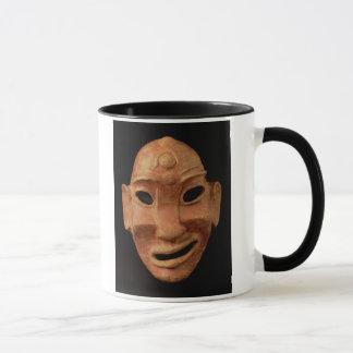 Máscara negroide de Cartago, 7mo-6to siglo A.C. Taza