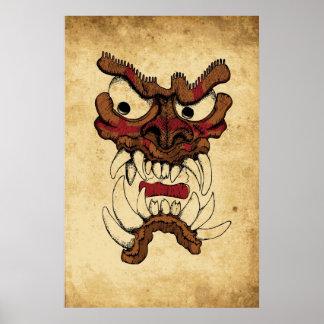Máscara Póster