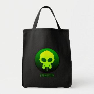 Máscara radiactiva bolsa tela para la compra