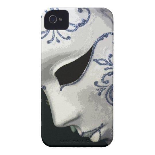 MASCARADA 2 (azul) Carcasa Para iPhone 4 De Case-Mate