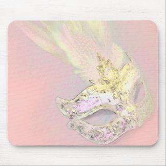 Mascarada coralina mouse pads