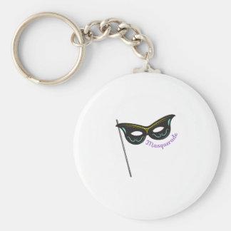 Mascarada Llavero