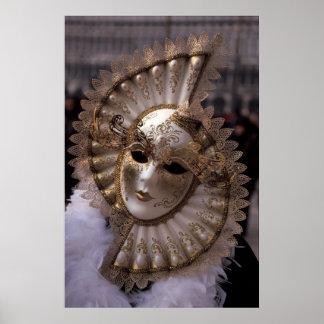 Mascarada Póster
