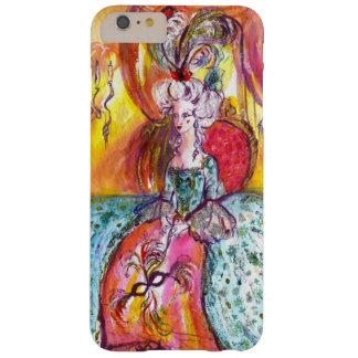 MASCARADA VENECIANA/COLOMBINA FUNDA PARA iPhone 6 PLUS BARELY THERE