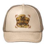 Máscaras de encargo del actor conocido gorra