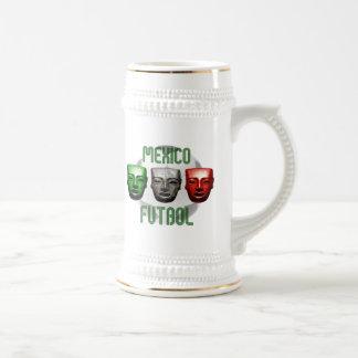 Máscaras de México Futbol para las tri fans del EL Tazas De Café