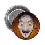 Máscaras de Noh - Kawazu Pin