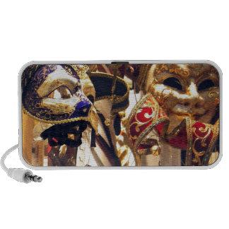 Máscaras del carnaval de Venecia Altavoces