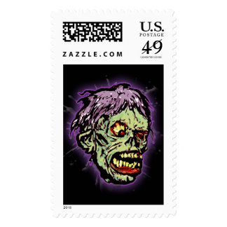 Máscaras del monstruo de la película de terror franqueo