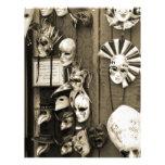 Máscaras en Veneza