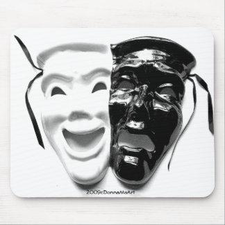 Máscaras Mousepads