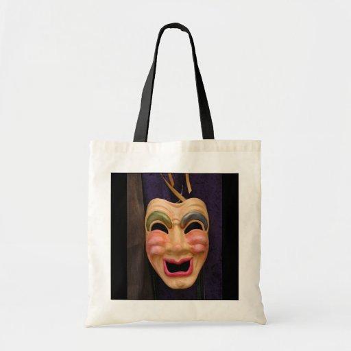 Máscaras venecianas bolsas