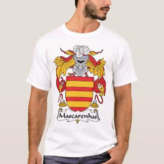 Mascarenhas Family Crest T-Shirt