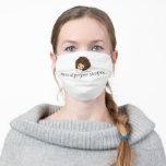 Mascarilla Ama al Prójimo Cloth Face Mask