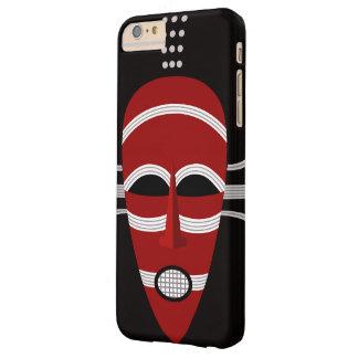 Mascarilla india africana nativa funda barely there iPhone 6 plus