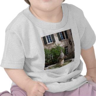 Mascarons Fountain Tshirts
