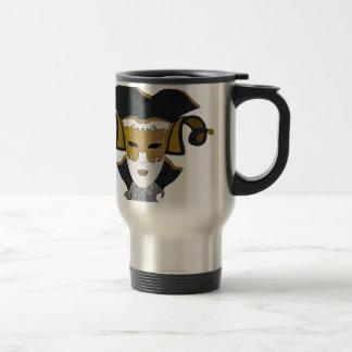 Maschera-Veneziana Travel Mug