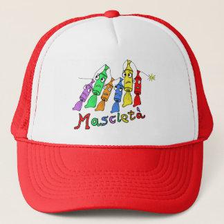 mascletà trucker hat
