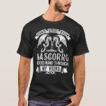 MASCORRO Blood Runs Through My Veins T-Shirt