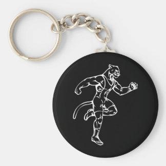 Mascot 7 keychain