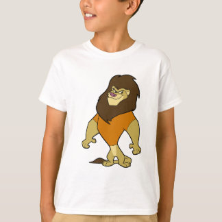 Mascot - Lion Orange T-Shirt