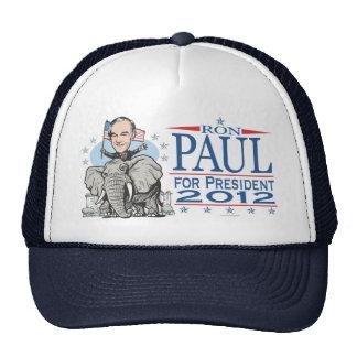 Mascota 2012 del GOP de Ron Paul Gorras