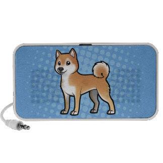 Mascota adaptable iPod altavoz