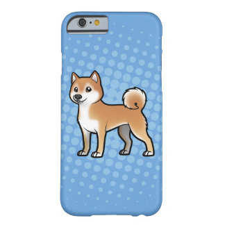 Mascota adaptable funda barely there iPhone 6