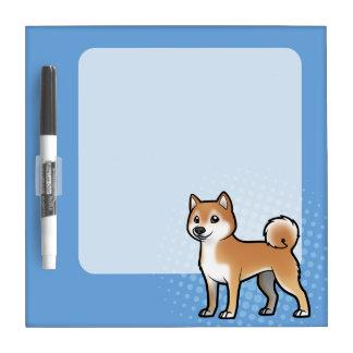 Mascota adaptable pizarras blancas