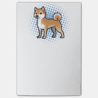 Mascota adaptable post-it® notas
