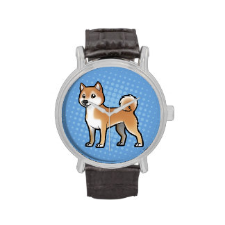 Mascota adaptable relojes de pulsera