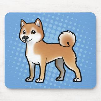 Mascota adaptable alfombrilla de ratones