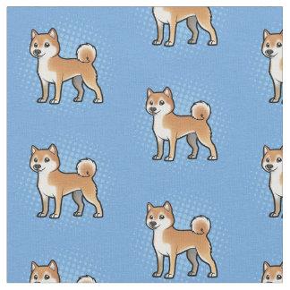 Mascota adaptable telas