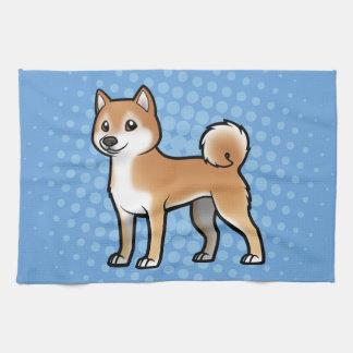 Mascota adaptable toalla de cocina