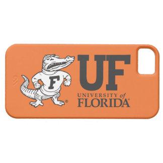 Mascota Albert de la Florida con el gorra - negro  iPhone 5 Cobertura
