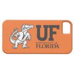 Mascota Albert de la Florida - negro y blanco iPhone 5 Cobertura