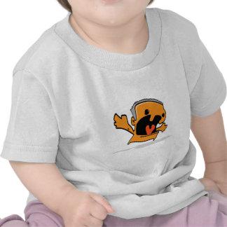 Mascota creativa de Squircle Camisetas