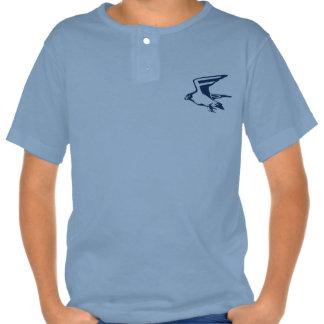 Mascota de la escuela camisetas