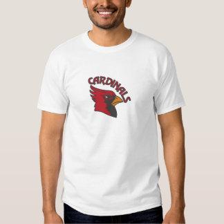 Mascota de los cardenales polera