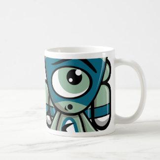 Mascota de los Cyclops Taza